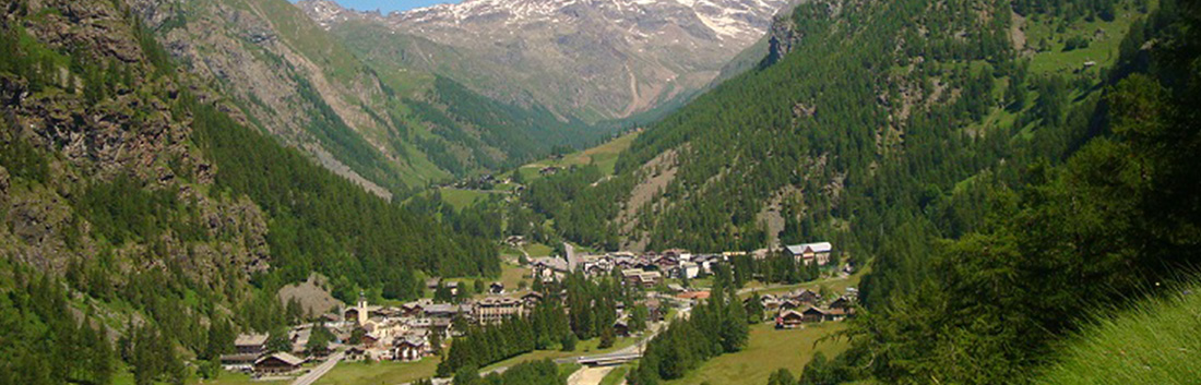 Gressoney - Vall d'Aosta / Greschoney - Aostatal