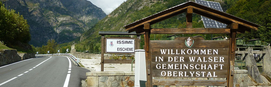 Issime - Valle d'Aosta / Éischeme - Aostatal